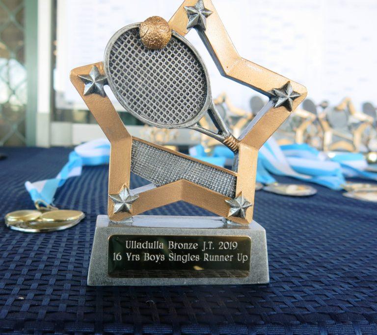 Ulladulla Bronze Junior Tournament July 2019