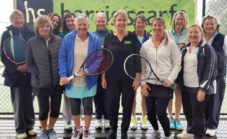 Monday Ladies Finals July 2019